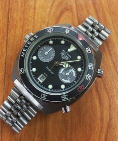 FS: Heuer 11063 Diver 100