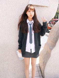 93ff017f43 22 Best Korean uniform images