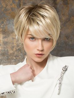 Material: Synthetic Hair Item Type: Wig Length: Short Wigs Type: Natural Wigs Cap Size: Small,Medium,Large Net Weight: about Can Be Permed: Yes Style: Straight Lace Wig Type: None Lace Wigs Short Straight Hair, Short Hair Cuts, Short Hair Styles, Blonde Wig, Short Blonde, Short Bob Hairstyles, Wig Hairstyles, Pixie Haircuts, Formal Hairstyles