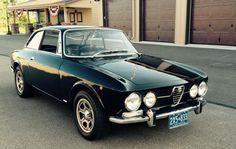For Sale 1971 GTV 1750 Black $29,000 - Alfa Romeo Bulletin Board & Forums