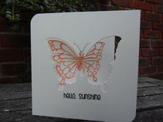 Craft-E-Place: Marbled butterfly ...