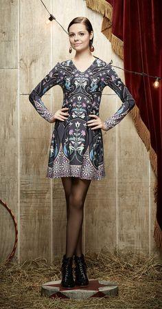Só na Antix Store você encontra Vestido Art Déco com exclusividade na internet
