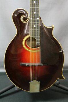 VINTAGE 1923 the Gibson F-4 LOAR PERIOD Mandolin
