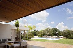 Casa VR01,© Fran Parente Architectural House Plans, Villa, Patio, Architecture, Outdoor Structures, Outdoor Decor, Home Decor, Architects, Chop Saw