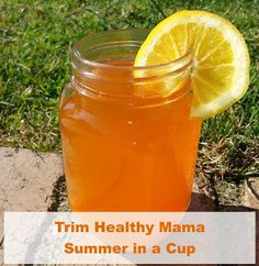 Every Bed of Roses: Trim Healthy Mama Summer in a Cup Recipe #trimhealthymama #fuelpull #healthy