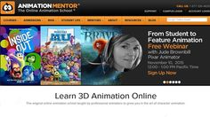 Get Registered for Free Animation Webinar by Pixar Animator Jude Brownbill