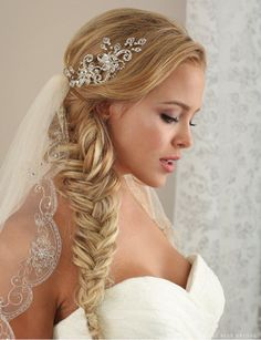 wedding accessoires in charlotte - head peice
