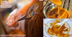 Você sabia que tem como usar açafrão no cabelo para queda e crescimento? Saiba como e todo o passo a passo e fique impressionada com os resultados.