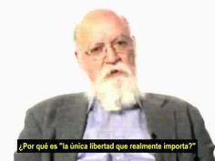 Daniel Dennett explica la consciencia y el libre albedrío (subtitulado)