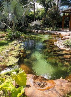 Beautiful Backyard Ponds and Waterfalls Garden Ideas (69)