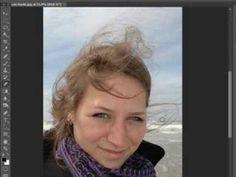 Curso de Photoshop Cs6 Tema 20 Extracción de cabello