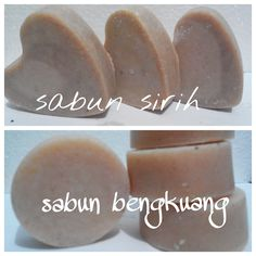 This is a restock. All were scented with Essential Oil : Sirih EO and Lemongrass EO with homemade sirih powder and bengkoang powder. No added color...