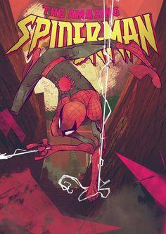 Spider-Man •Dennis Menheere
