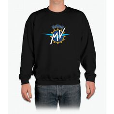 MV AGUSTA BRUTALE USA Crewneck Sweatshirt