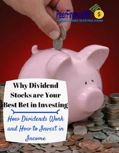 4 reasons why you need dividend #stocks in your #investments. Don't pass up the chance to meet your financial goals with dividend stocks.