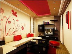 Wall Paint Designs Ideas For Your Home Living Room Decor