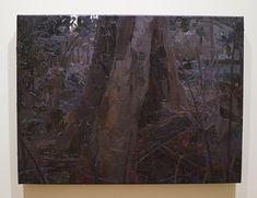 MARY TONKIN, Witness, Kalorama 2009 oil on linen 41 x 55 cm