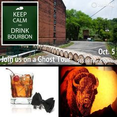 "Going on the Kentucky Bourbon Trail? Let Ky Wine-Bourbon Tours ""Take you There"" www.kwbtours.com"