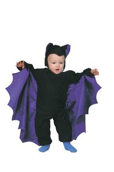 Cute Bat Infant & Toddler Costume - http://morehalloween.com/product/cute-bat-infant-toddler-costume/