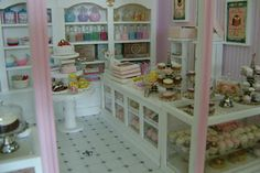 I think this layout will work with my bakery - need to try it.
