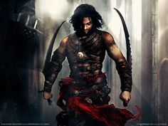 View an image titled 'Prince Art' in our Prince of Persia: Warrior Within art gallery featuring official character designs, concept art, and promo pictures. Fantasy Warrior, Fantasy Male, Dark Fantasy, Prince Of Persia, Game Character, Character Concept, Character Design, Geeks, Warriors Wallpaper