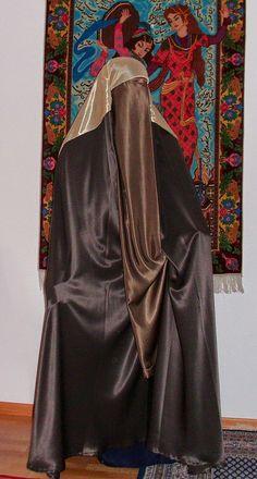 Muslim Fashion, Hijab Fashion, Women's Fashion, Arab Girls Hijab, Girl Hijab, Sequin Bodysuit, Black Abaya, Hijab Niqab, Japanese Geisha