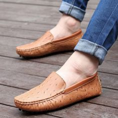 """menstylica: """" MAMBA available at Kickslogix for $69 Sub-Urban Mamba Casual Slip-on Loafers. • Outsole Material: Rubber • Lining Material: Synthetic Leather • Upper Material: Leather """"Use code MENSTYLICA8 for 8% OFF your enter purchase at checkout """"..."""