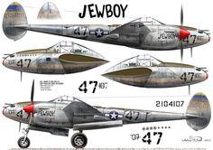 "P-38 ""Jewboy"""