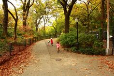 Riverside Park, NYC