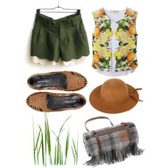 """picnic #1"" by loose-sea on Polyvore"