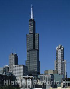 Chicago Map, Chicago Photos, Chicago Illinois, Palmer House Chicago, High Building, Building Design, Famous Architecture, White Oak Floors, Famous Buildings
