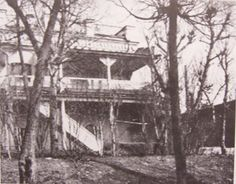 Exterior shots of the house in which the Romanov Family was murdered in 1918 (Ipatiev House, Ekaterinberg)