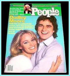 Susan Anton & Dudley Moore