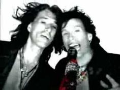 Aerosmith - Rockin' The Joint ad (+playlist)
