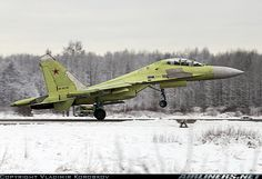 Photo taken at Withheld in Russia in January, Air Force Aircraft, Fighter Aircraft, Fighter Jets, Military Jets, Military Aircraft, Russian Plane, Russian Air Force, Sukhoi, Aircraft Pictures