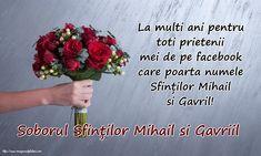 Felicitari de Sfintii Mihail si Gavril: 8 Noiembrie - Pagina 5 - mesajeurarifelicitari.com 8 Noiembrie