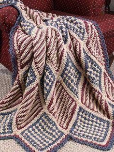 Heartland Comforts Lapghan Pattern
