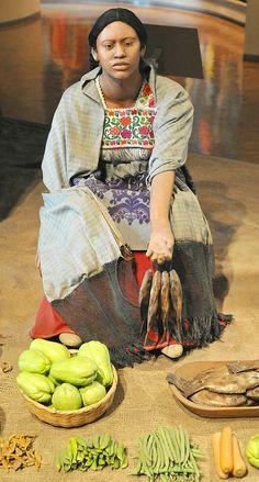 Purepecha Woman Mexico .. Michoacan,Mexico