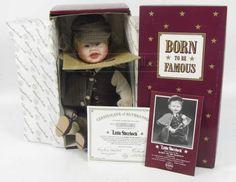 shopgoodwill.com: Kathy Barry-Hippensteel Little Sherlock Doll