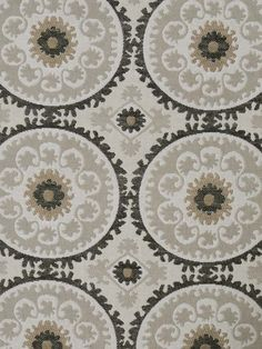 """""""Casbah"""" in taupe for some exoticism"""