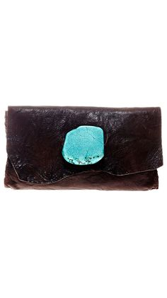 Soft Leather Wallet/Clutch