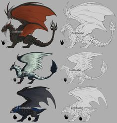 Predacons real-life skin by BlackOwlE on DeviantArt Cool Dragons, Imagine Dragons, Ice Dragon, Transformers Prime, Weird Creatures, Cool Artwork, Real Life, Art Pieces, Drawings