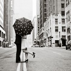 :: a kiss in the rain ::