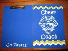 Coach clipboard