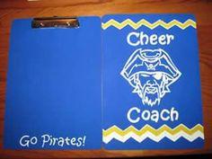 Coach clipboard