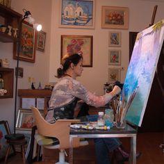 Light Art, Light Bulb, Art Studio Lighting, Studios D'art, Generation Pictures, Light Crafts, Hobbies And Crafts, True Colors, Light Colors