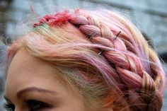 Hair to die for, #LFW