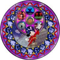 Fantasia Stained Glass by Maleficent84