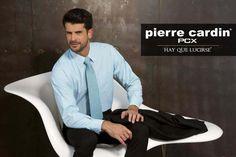 #Camisas cómodas para un look #Ejecutivo 1er.Piso #Caballeros Pierre Cardin