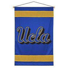 UCLA Bruins Sidelines Wall Banner Flag